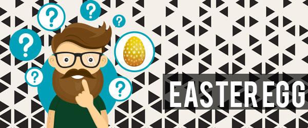 Cool Logo Easter Egg